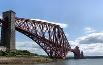 Firth of Forth, Forth Bridge - V.Brodský